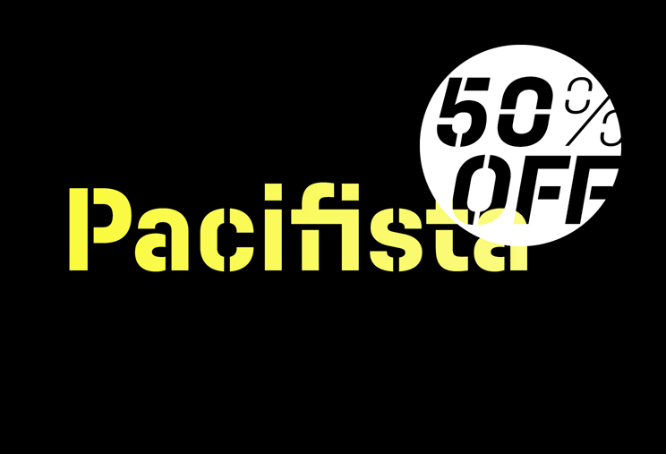 Blog Pacifista 50 off